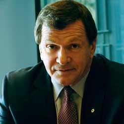 The Honourable Frank McKenna