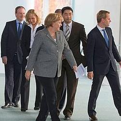 Article: [French] Angela Merkel veut plus de fédéralisme au sein de l'UE